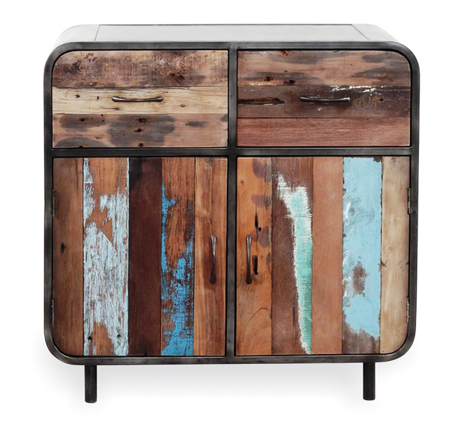 Captivating Category: Recycled Wood Furniture