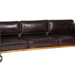 industrial-sofa size 40 x 232 x 90 cm