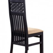 coffee color wall nut seesaham dining chair 4 size in inches