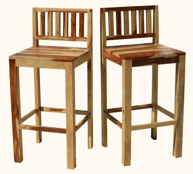 wooden bar chairs rosewood bar chairs akku art exports
