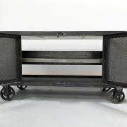 Industrial TV Cabinet