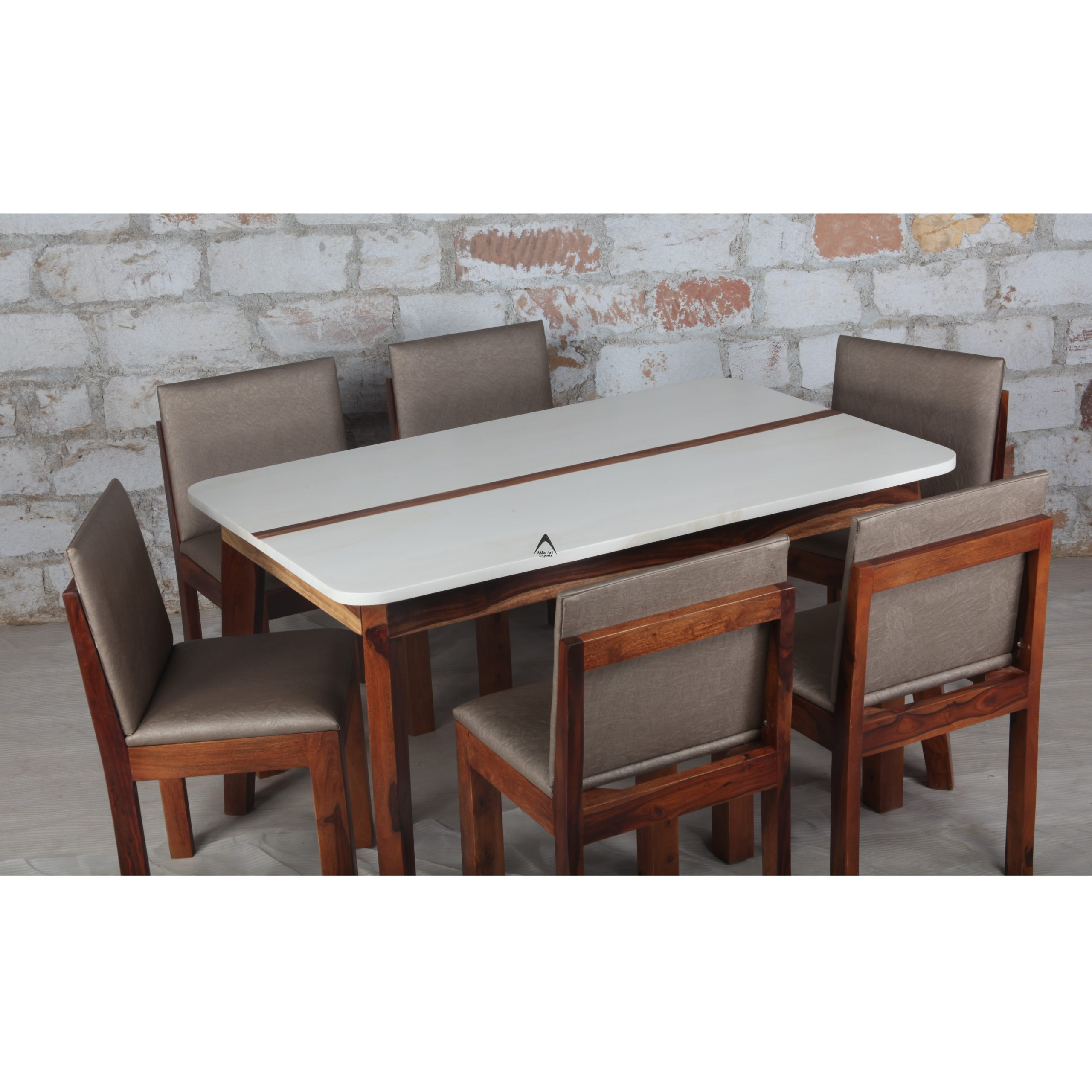 Dining Table Set Dining Table And Chairs Akku Art Exports